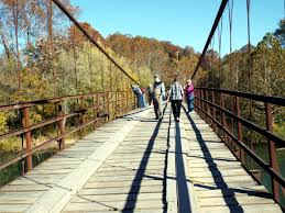 photo essay of the swinging bridges of brumley in lake of the lake of the ozarks trip 067