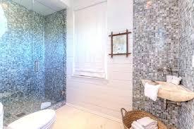 extraordinary glass mosaic bathroom tiles bathroom with gray glass mosaic tiles glass mosaic floor tile