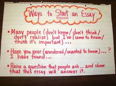 good starting sentences for an essay how to start an argumentative essay
