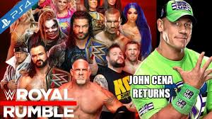 LIVE ROYAL RUMBLE 2021 FULL MATCH DATE & TIME IN INDIA|ROYAL RUMBLE 2021  HIGHLIGHTS PREDICTION 2K20 - YouTube