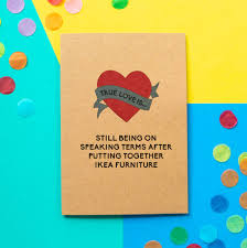 Funny Valentines Day Card Ikea Furniture