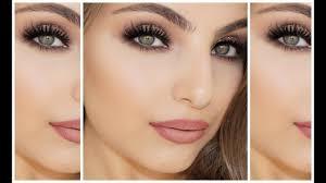 makeup tutorial dramatic bronze eyes