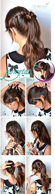 Pony Tail Hair Style 20 easy hairstyle tutorials for your everyday look pretty designs 7682 by wearticles.com