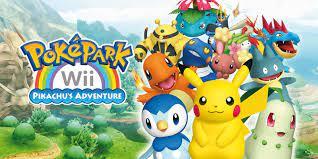 PokéPark Wii: Pikachu's Adventure   Wii   Games