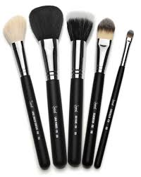 crown brush. affordable dupes for mac brushes: (dupes 24 of brushes) sigma makeup brushes and crown brush