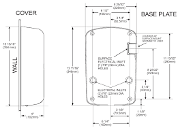 thinair® hand dryer an ada compliant hand dryer click diagram for enlargement