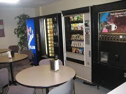 Vending Machine Break In Impressive Furnishing Your Break Room To Optimize Worker Satisfaction Bahrns