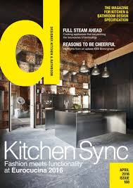 Kitchen And Bathroom Designer Magazine