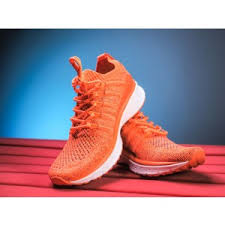 <b>Кроссовки</b> Xiaomi <b>Mi Mijia Sneakers</b> 2 Оранжевые, размер 39 EUR