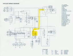 need a wiring expert for a hack job grizzly riders yamaha i also want to add here that there is no telling what the cdi is programmed to do and that line is not perm grounded in the original design