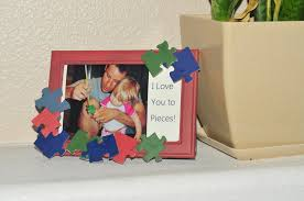 I Love You Crafts Love You To Pieces Fathers Day Craft With Glue Dotsar Sippy