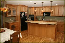 honey oak cabinets with granite roselawnlutheran