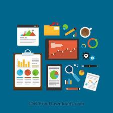 Data Analysis Free Vectors Data Analysis Icons 11
