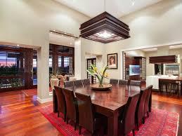 Decorative Kitchen Islands Rug Under Round Kitchen Dining Table Modern Bar Stools Black White