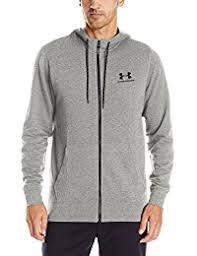 under armour zip up. under armour men\u0027s tri-blend 005 full zip hoodie up