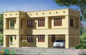 arabic style flat roof home other details ground floor