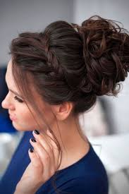 40 Chic Updo Hairstyles For Bridesmaids Weddinghair