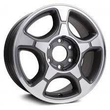 Trailblazer Bolt Pattern Stunning 48 Chevy Trailblazer Replacement Factory Wheels Rims CARiD