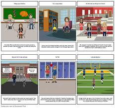 By Survival Guide Storyboard Daniellefoster14 Freshman qtvZCdACxw