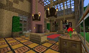 Minecraft Living Room Designs Minecraft Living Room Back In Time 17 Youtube