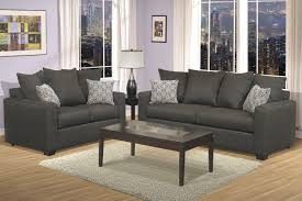 Light Gray Settee Contemporary Gray Living Room Furniture Modern Grey Couch