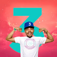 Alternate Album Art I Made For Coloring Book Chance 3 Imgur