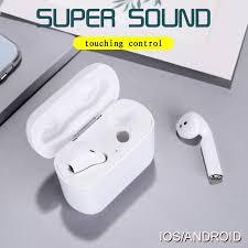 <b>A16</b>-<b>TWS</b> Bluetooth v5.0 <b>Wireless</b> Earbuds Earpods Earphones ...