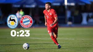 V., commonly known as fc bayern münchen, fcb, bayern munich, or fc bayern, is a german professional sports cl. Fc Rottach Egern Fc Bayern Munchen 0 23 Volle Lange Testspiel Youtube