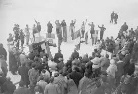 История зимних Олимпийских игр официальная церемония открытия первых зимних олимпийских игр