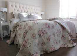 Floral Quilted Bedspread Coverlet & Floral Quilted Bedspread Adamdwight.com