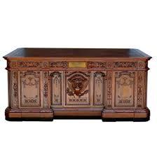 desk in oval office. John F. Kennedy\u0027s Resolute Oval Office Desk In S