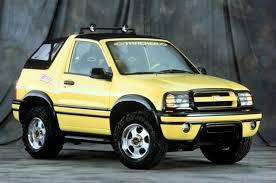 1999 Chevrolet Tracker - Information and photos - MOMENTcar