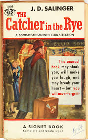 the catcher in the rye banned cover of the catcher in the rye