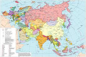 Население и политическая карта Евразии Политическая карта Евразии