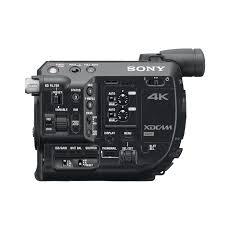 sony 4k camera. pxwfs5_3q_(3) sony 4k camera