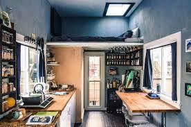 tiny house washington dc. Jay\u0027s Loft In His 140 Square Feet \u201cMatchbox\u201d Tiny House Located At Boneyard Studios Washington Dc