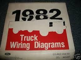 1982 ford f600 f800 f 600 cowl wiring diagrams manual 16 99 1982 ford f600 f800 f 600 cowl wiring diagrams manual