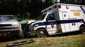 Johnston Ambulance Service Yesterdays Ambulance Accident Johnston County Legeros Fire Blog