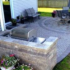Backyard Paver Designs Awesome Backyard Stone Ideas Stone Patio Ideas Backyard Paver Ideas