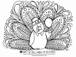 Thanksgiving Coloring Pages Free Creative Decoration Free Turkey