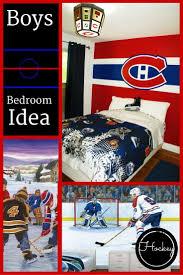 hockey decor for bedroom picturesque bedroom pottery barn nhl bedding new hockey bedroom ideas wall