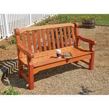 english garden bench templates with