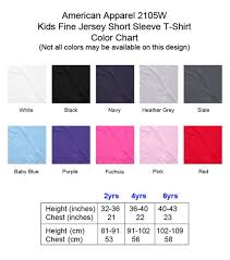 Your Color Choice Rainbow Purple Pink Red Blue Yellow Green Orange Paint Horse American Apparel 2105w Kids T Shirt