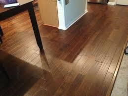 vinyl plank flooring that looks like wood it is easy to install