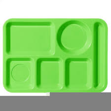 lunch tray clipart. Contemporary Tray Lunch Trays Clipart Image With Tray T