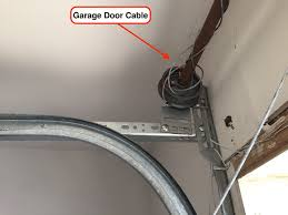 elegant garage door cables with how to replace garage door cables garage door repair info for