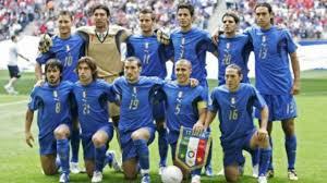 Italia Repubblica Ceca Mondiali 2006