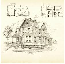 Free Historic House Plans And Pictures Of HousesVictorian Cottage Plans