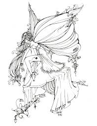 Small Picture Fantasy coloring pages fairy ColoringStar