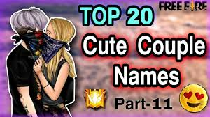 Matching username ideas for couples from i.pinimg.com this list is not limited to ideas for usernames. Top 20 Cute Couple Unique Names For Free Fire Op Names For Free Fire Pro Player Best Attitude Names Youtube